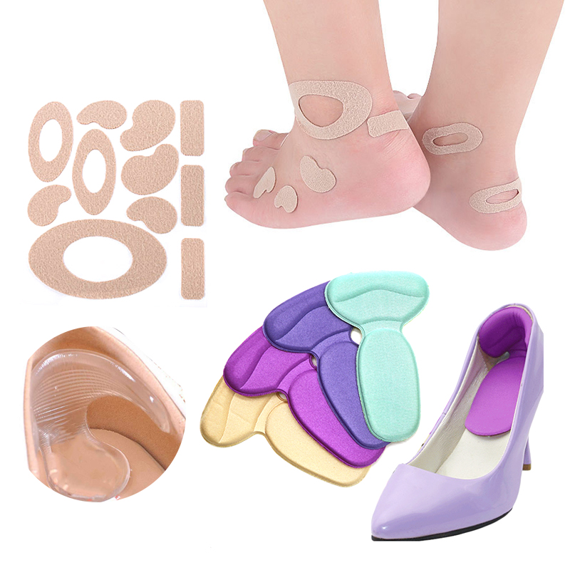 1/2/3Pair Bunion Corrector Toe Separator Gel Silicone High Heel Shoes Pad Foot Care Tool Forefoot Insoles Adjuster Toe Corrector