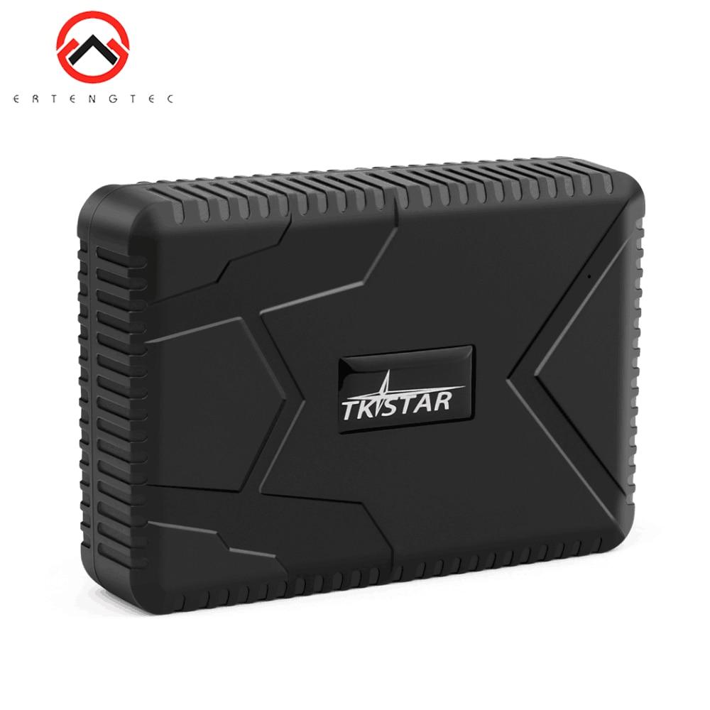 TKSTAR GPS Locator 10000mAh Super Longtime Standby Magnet Waterproof IP65 GPS Car Tracker Drop Alarm Geo fence Free APP|GPS Trackers| |  - title=
