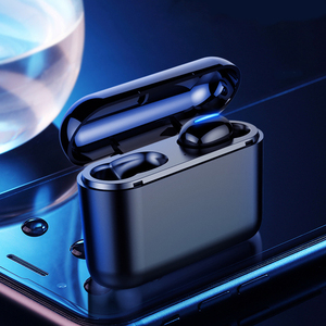 Image 3 - True Bluetooth 5.0 Earphone HBQ TWS Wireless Headphons Sport Handsfree Earbuds 3D Stereo Gaming Headset with Mic Charging Box