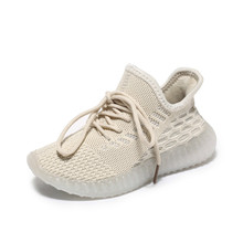 Kids Sneakers for Girl 2020 Summer Autumn Children's Shoes Breathable Mesh