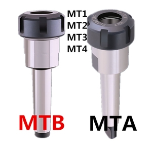 MTB/MTA/MT1/MT2/MT3/MT4 Morse taper ER11/ER16/ER20/ER25/ER32/ER40 collet chuck Holder,CNC tool holder clamp