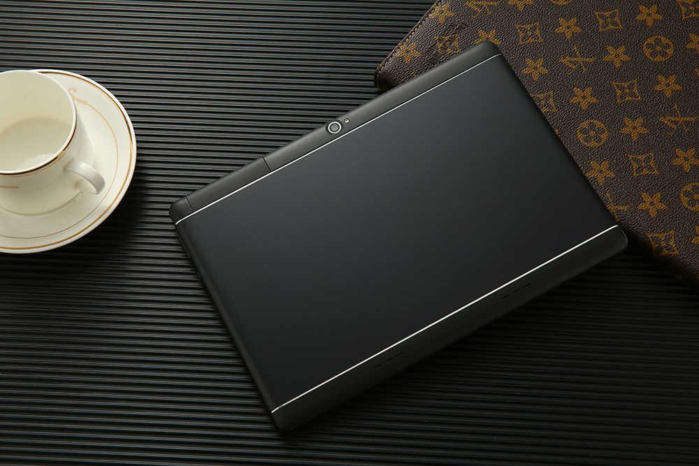 2020 Android 8.0 OS 10 inç tablet on çekirdek 4G çağrı tablet telefon 6GB RAM 128GB ROM 1280x800 WiFi Bluetooth Tablet hediyeler için