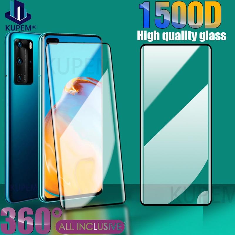 Verre trempé pour Huawei P30 Pro verre P40 Lite pour Huawei P 30 Pro Lite protecteur d'écran Mate 20 30 Pro P Smart 2019 P 40 Lite