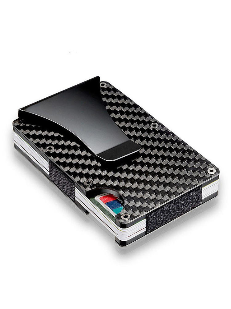 Carbon fiber card holder, VIP LINK-- please contact us before you order!