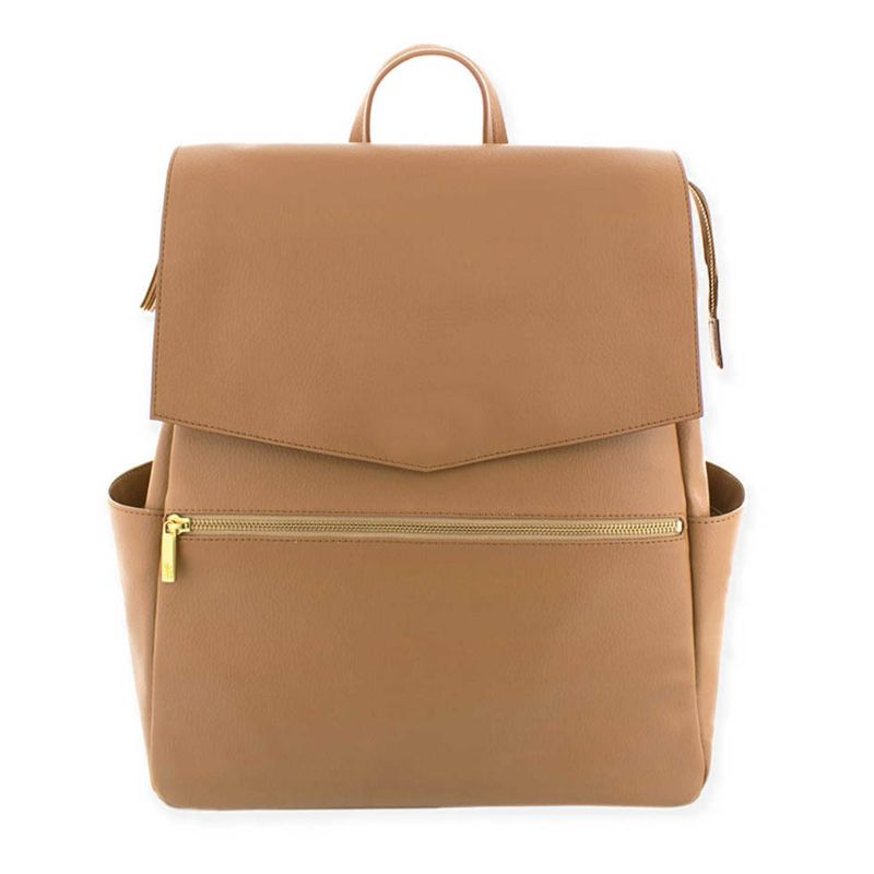 WoMan Leather Backpack Diaper Bag  Mummy Nursing Rucksack School Shoulder Bags