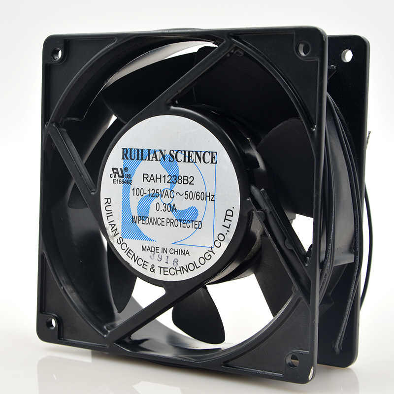 Для вентилятора теплоотвода RAH 1238B2 100-125 в 115 А в 12 см