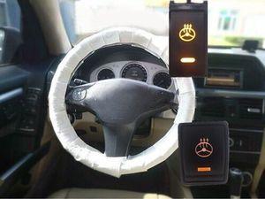 Image 1 - Auto lenkrad abdeckung heizung original Innen lenkung warm beheizt Zubehör für Toyota Nissan Honda Abdeckungen