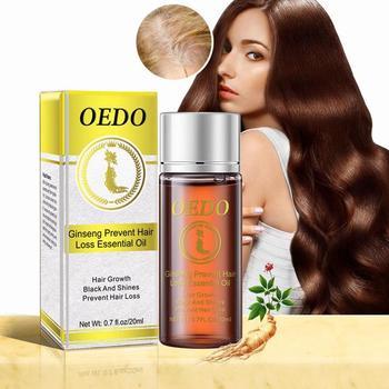 20ml żeń-szeń esencja na długie rzęsy zapobieganie utrata włosów olejek naprawa uszkodzenia włosy odżywiają korzenie włosów przyspieszyć wzrost włosów tanie i dobre opinie Lanthome Unisex CN (pochodzenie) Odżywka