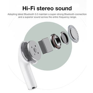 Image 2 - Pro3 tws Earbuds Wireless Headphones Bluetooth Earphone Touch Control For Pods Stereo Headset PK i100000 i12 1:1 air 3 pro 2