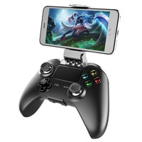 Ipega PG 9069 magic domain touch Bluetooth game s handle for iPhone,iPad,iPod,Galaxy,HTC,MOTO,Android TV Box,Android TV,PC