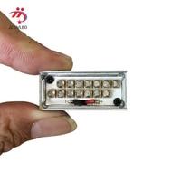 Smal УФ гель отверждения лампы для DIY Epson R1390 L1800 L1300 модификация A3 УФ планшетный принтер DX5 головки чернил лечения ультрафиолетовые огни