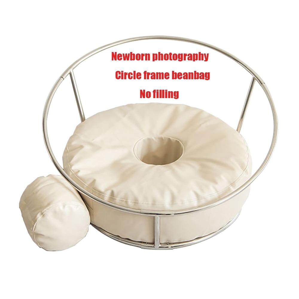 Подставка для задника, аксессуары для фотографирования новорожденных, шапочки, реквизит для фотосессии, стол, студия, сумка для фасоли, рама