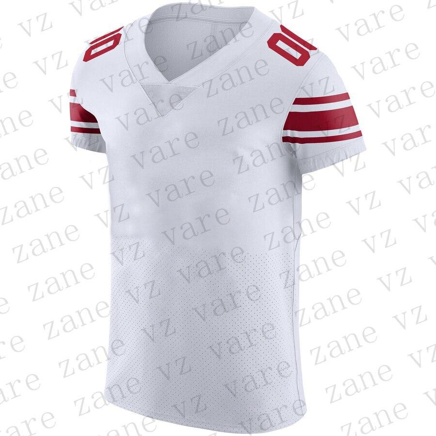 Customize New Mens American Football Jerseys Saquon Barkley Daniel Jones Sterling Shepard Cheap York Jersey