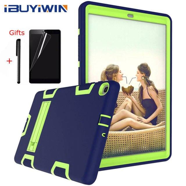 Pesante Custodia In Silicone per Samsung Galaxy Tab 10.1 SM T510/T515 S5e T720/T725 T590/T595 10.5 pollici Tablet Funda Capa Cover + Regali