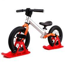 12in дети баланс велосипед для катания на сноуборде sled доступный