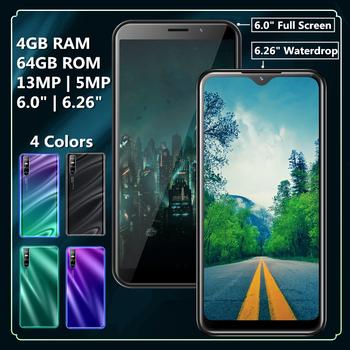 Smartfonów P30 PRO telefonów z systemem Android 13MP 4GRAM + 64GROM rozpoznawanie twarzy celulares 19 9 tanie telefonów komórkowych odblokowany tanie i dobre opinie BYLYND Odpinany Nowy Rozpoznawania twarzy Do 48 godzin 3000 Adaptacyjne szybkie ładowanie Smartfony Pojemnościowy ekran