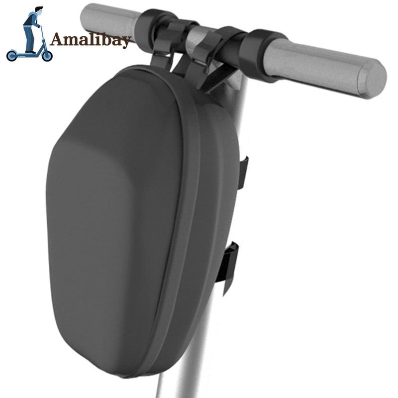 Scooter elétrico carregador saco para xiaomi m365 & m365 pro para ninebot es1 es2 es4 vida skate elétrico saco do telefone à prova dwaterproof água