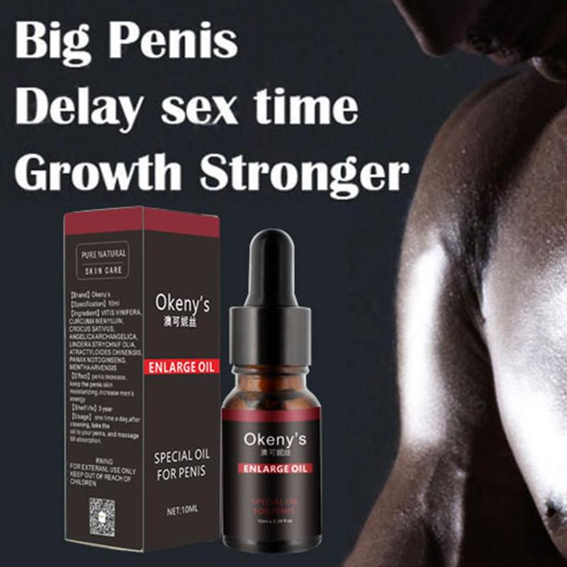 10 ml Original Gel Oil Increase <font><b>Xxl</b></font> Pills Aphrodisiac for Man Penis Enlargement Cream Adult Goods Delay <font><b>Sex</b></font> Time image