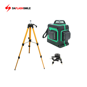 Strong 3D 12 Green Lines Laser Level Thi