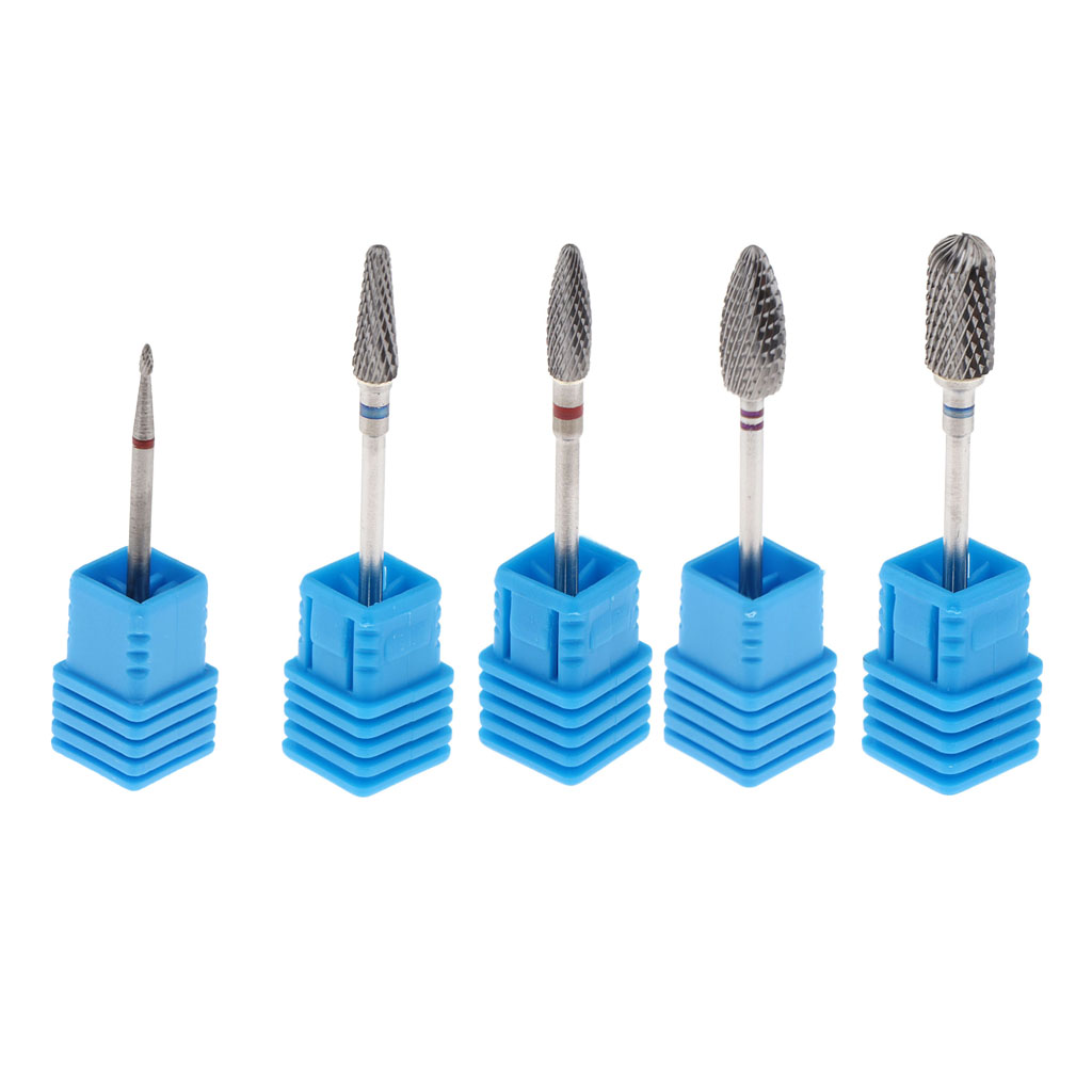 Professional Nail Drill Bit Nails Polishing Cuticle Removal Drill Bit