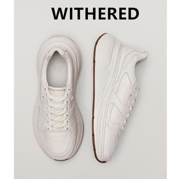 Zwiędły 2021 SS Vintage gruba podeszwa zwiększyć przypadkowi buty wulkanizowane kobiety prawdziwa skóra miękka buty Sneakers kobiety buty kobieta tanie i dobre opinie daveanddi GENUINE LEATHER Skóra bydlęca CN (pochodzenie) Med (3 cm-5 cm) inny Stałe Adult Na wiosnę jesień Dobrze pasuje do rozmiaru wybierz swój normalny rozmiar