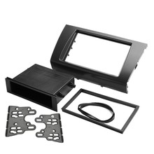 2Din 1Din autoradio DVD panneau o Kit de montage pour Suzuki Swift 2005-2010(China)