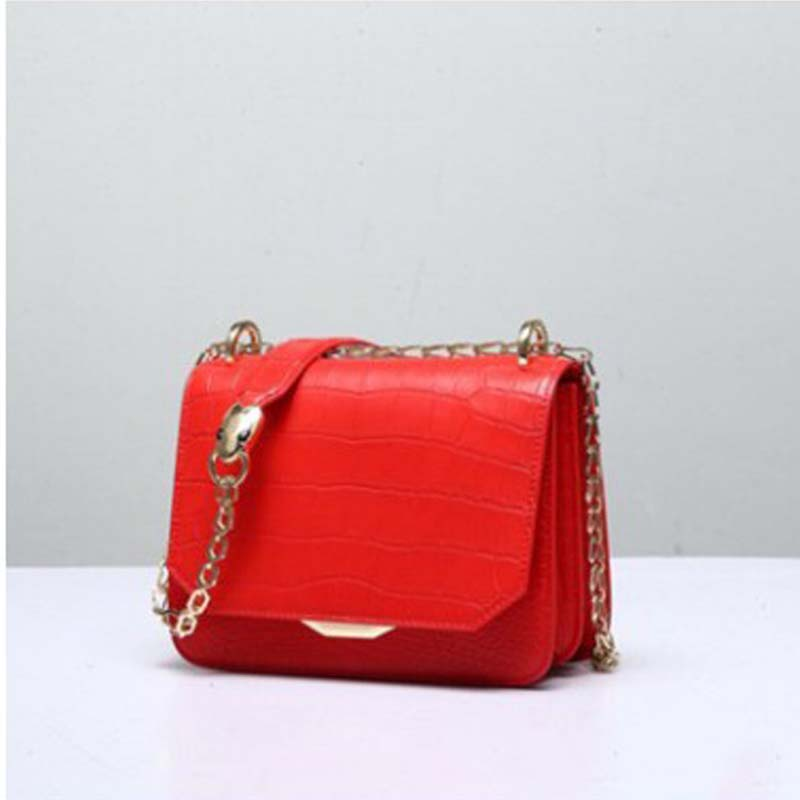 ourui domestic  Water to dye  The crocodile  belly  Female bag  Genuine leather  female  handbag women bag