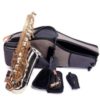 Down E midrange saxophone backpack Alto saxophone portable box Alto Saxophone Bags