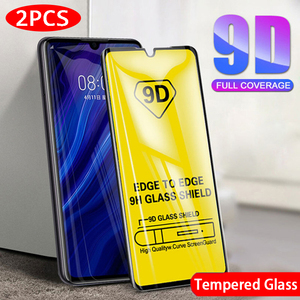 2 pc 9D klej ochronny szkło hartowane na Xiaomi Redmi uwaga 8 Pro 8T 8A czerwony Mi uwaga 8 t uwaga 8 Pro uwaga 8T 9H ochraniacz ekranu