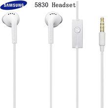 SAMSUNG kulak kulaklık EHS61 kablolu Samsung için mikrofon ile S5830 S7562 xiaomi kulaklık HUAWEI akıllı telefon için kulaklık