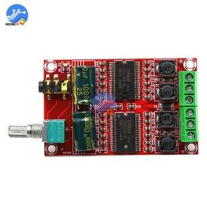 Image 4 - YDA138 E לוח מגבר Class D 2*20W הדיגיטלי HIFI מגבר סטריאו קול לוח סאב DIY ערכת XH M531