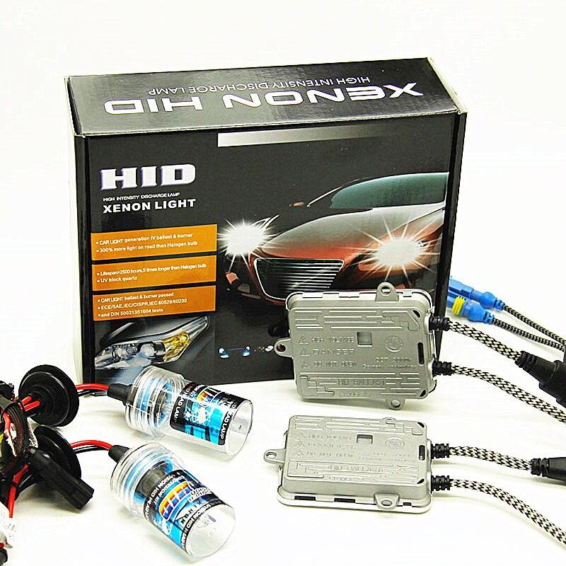 55w 6000k 8000k 10000k Car Hid Xenon H7 H11 H3 H1 9005 9006  880 881 HEADLIGHT AC 12V 55W Xenon  Headlight Conversion Kit