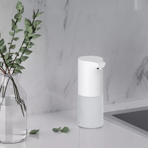 Image 2 - Xiaomi オリジナルmijia自動誘導発泡ハンドワッシャー自動洗浄石鹸0.25s赤外線スマート家在庫