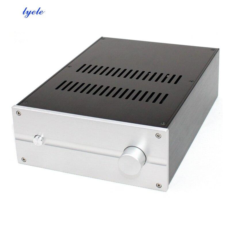 Wa81 all-aluminum amplificador de potência caso 310