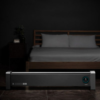 VIOMI Internet Baseboard Electric Heater Pro AI Control Remote Infrared Remote Control 2200W 24 hour Timing for Home Office