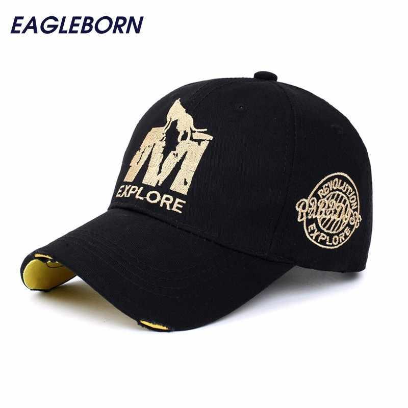 [EB] הסיטוניים מותג כובע בייסבול כובע מצויד כובע מזדמן כובע gorras 6 פנל היפ הופ snapback כובעי וולף כובע לגברים נשים לשני המינים