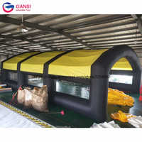 Free shipping giant inflatable garage tent ,good price inflatable event tent for outdoor promotion