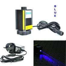 12 В 1600 Нм 16 МВт Вт Чистый фиолетовый синий лазерный точечный