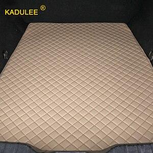 KADULEE на заказ автомобильный коврик багажник для Citroen все модели C4-Aircross C4-PICASSO C6 C5 C4 C2 C-Elysee C-Triomphe Авто Стайлинг