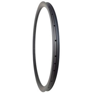 Image 3 - 330g 29er MTB XC SL 32mm clincher tubeless carbon rim 28mm deep UD 3K 12K matte glossy 24H 28H 32H ULTRA LIGHT 27mm inner wide