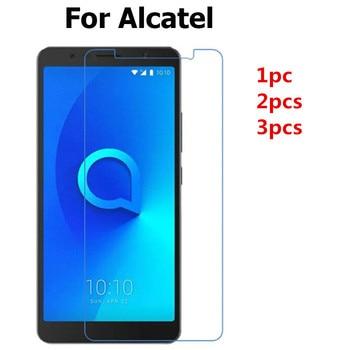 Перейти на Алиэкспресс и купить Защитная пленка для экрана телефона для Alcatel 1 (2019) 1C (2019) 1S 5024D HD, защитное стекло из закаленного стекла для Alcatel