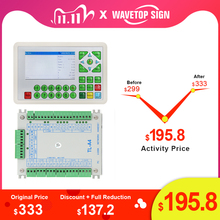 WaveTopSign WT A4 להחליף TL 410C Co2 לייזר בקר עבור Co2 לייזר חריטה ומכונת חיתוך