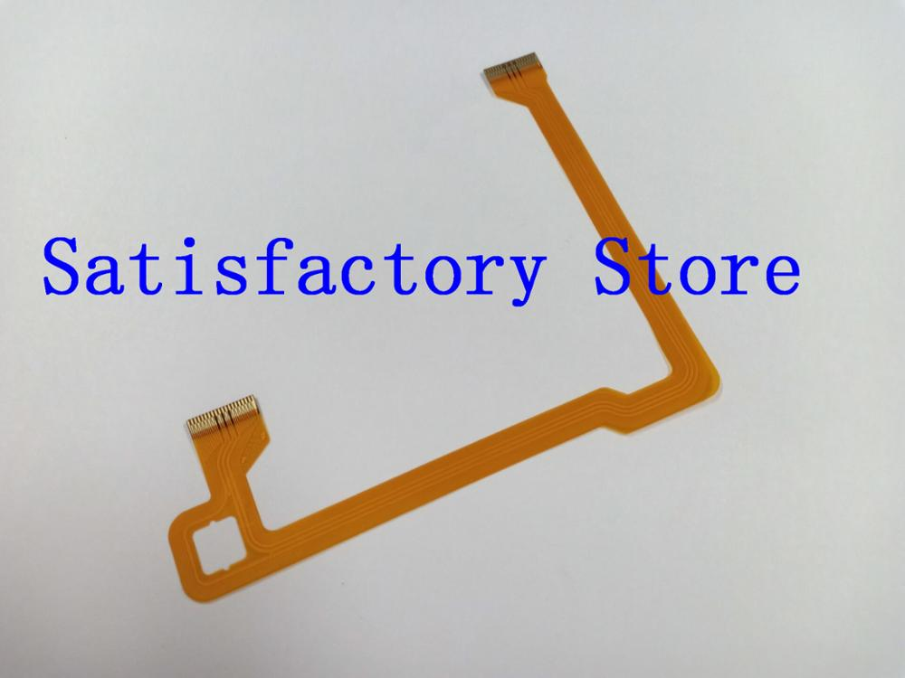 New LCD Hinge Rotate Shaft Flex Cable For Panasonic DMC-GH5 GH5 Camerra Repair Parts