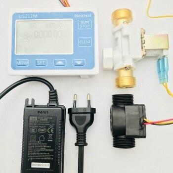 US211M Dosering Controller Flow Reader Voor Bspp G3/4