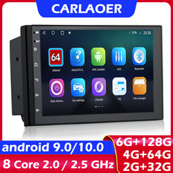 Android 9.0 2 Din Car radio Multimedia Video Player Universal auto Stereo GPS MAP For Volkswagen Nissan Hyundai Kia toyota CR-V