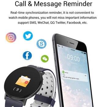 Smart watch men blood pressure ala