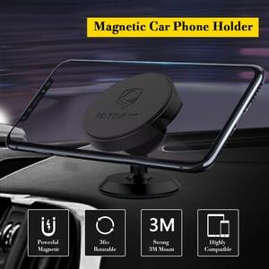 Image 5 - Metrans מגנטי מכונית טלפון בעל עבור iPhone 360 תואר סיבוב האוויר Vent מחזיק רכב הר טלפון Stand suporte celular paracarro