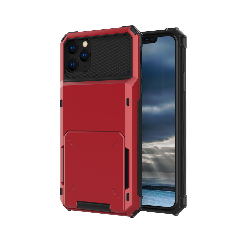 Multi Card Holder Case for iPhone 11/11 Pro/11 Pro Max 11