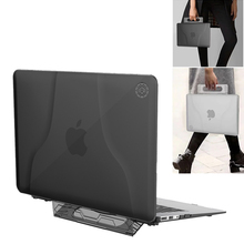 For Apple Macbook Air 13 Case A1369 A1466 Multi-angle Stand Holder Laptop Cover Touch ID A1932 Notebook