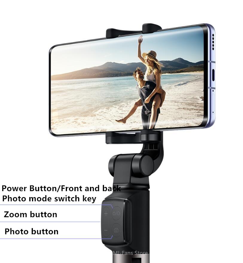 Original Huawei Honor AF15Pro Bluetooth Selfie Stick Tripod Portable Wireless Control Monopod Handheld for iOSXiaomi Phone (2)